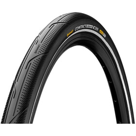 "Continental Contact Urban Clincher Tire 28x1.75"" Reflex E-50 SafetyPro black/black"